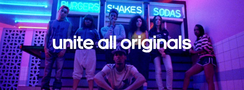 "Adidas ""Unite All Originals"""