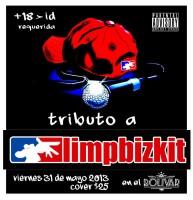 Tributo a Limp Bizkit este viernes 31 de mayo @ Club Bolívar