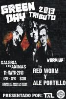 Tributo a Green Day este sábado 11 de mayo @ Galería Las Ánimas