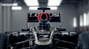 Lotus Renault Racing Team F1 Daft Punk