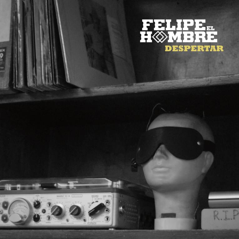 Portada del EP 'Despertar' de Felipe El Hombr