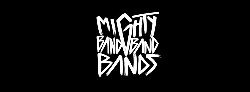 Nuevo logo de los Mighty Band Band Bands
