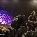 Anthrax / Foto: Montserrat Juárez