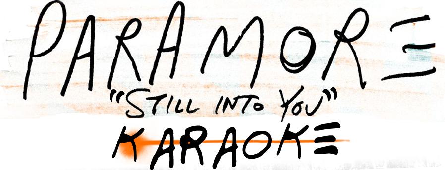 Paraoke, nuevo concurso de karaoke de Paramore