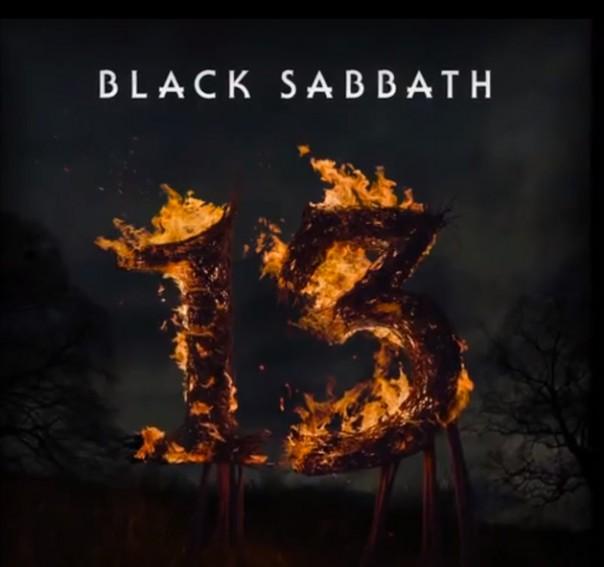 """Portada de """"13"""", el nuevo álbum de Black Sabbath"""