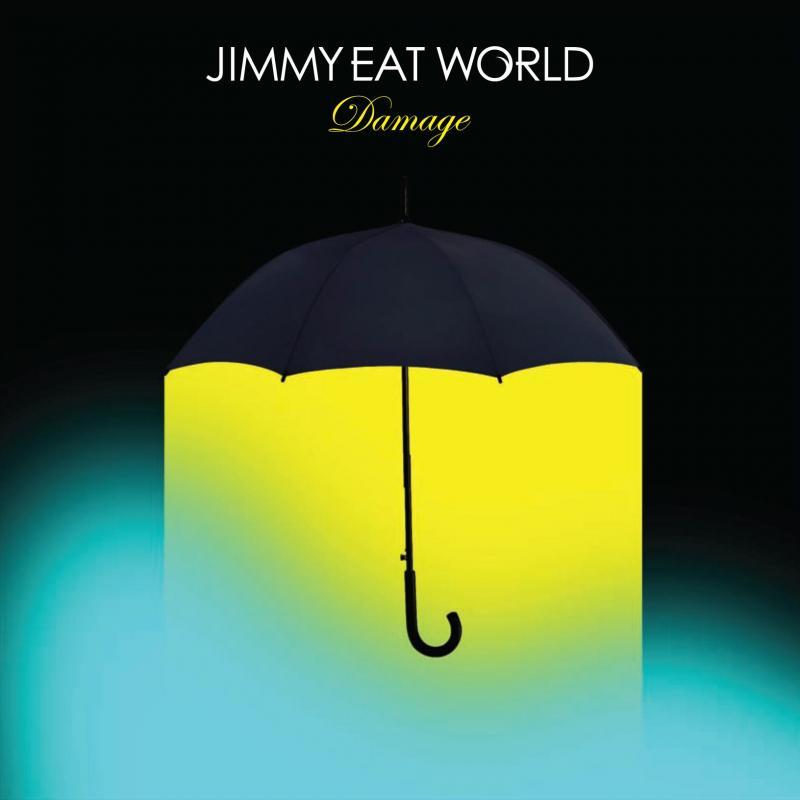 Portada de 'Damage', el nuevo álbum de Jimmy Eat World