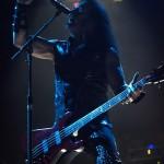 Morbid Angel / Foto: Montserrat Juárez