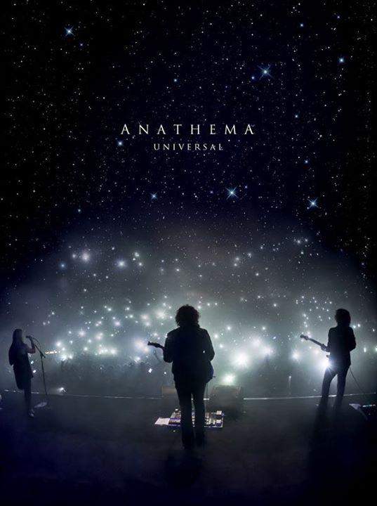"DVD ""Universal"" de Anathema"