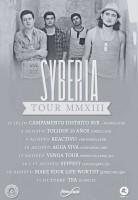 """Cartel de la gira """"Tour MMXIII"""""""