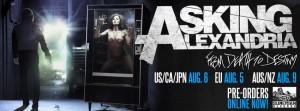 Nuevo Album de Asking Alexandria
