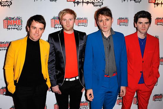Foto: Franz Ferdinand / Cortesía: NME