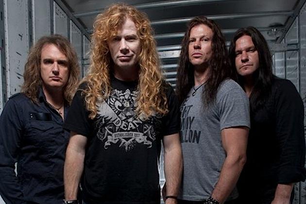 Foto: Megadeth