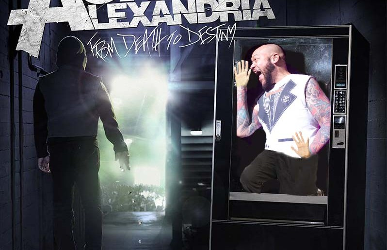 Howard Jones el ex-vocalista de Killswitch Engage colabora en el nuevo disco de Asking Alexandria