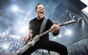 Foto: James Hetfield