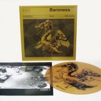 baroness lp vinyl