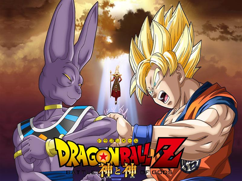 """Confirman voces originales para la película """"Dragon Ball Z: La Batalla de los Dioses"""""""