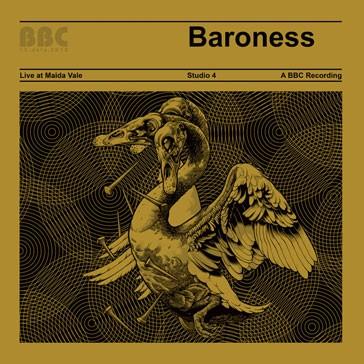"""Portada de """"Baroness Live at Maida Vale"""""""