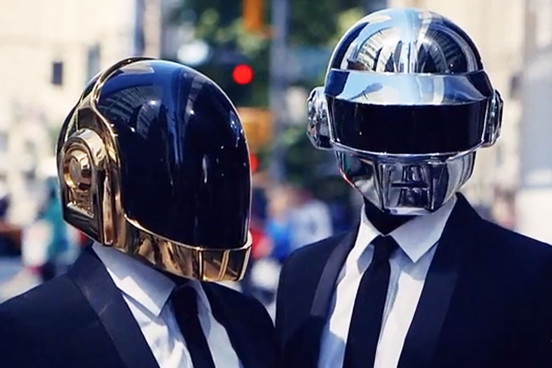 Foto: Daft Punk / Cortesía de: Vogue.com