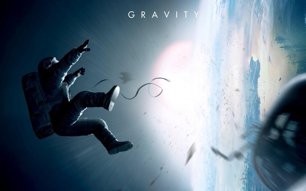 'Gravity', la nueva película de Alfonso Cuarón