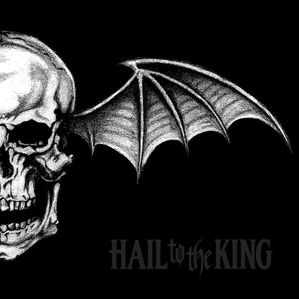 Portada de 'Hail To The King', el nuevo álbum de Avenged Sevenfold