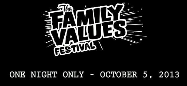 Family Values 2013