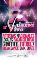 Nortec Collective y Natalia Lafourcade en Cd. Juarez