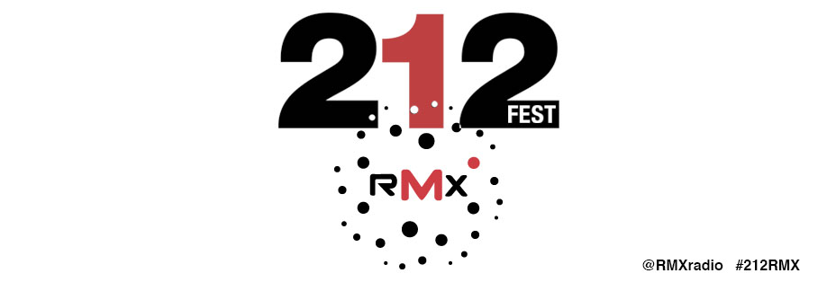 Festival 212 RMX 2013 en Guadalajara