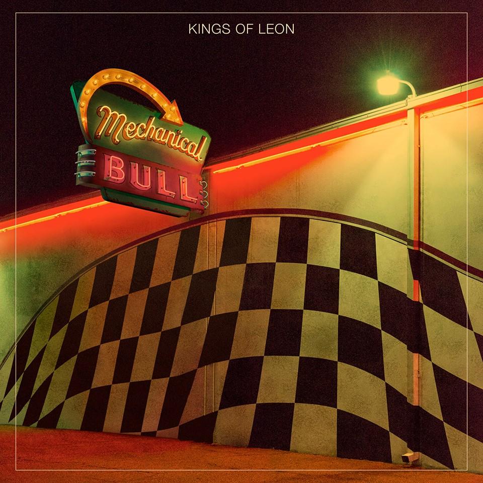Portada de 'Mechanical Bull', el nuevo álbum de Kings of Leon