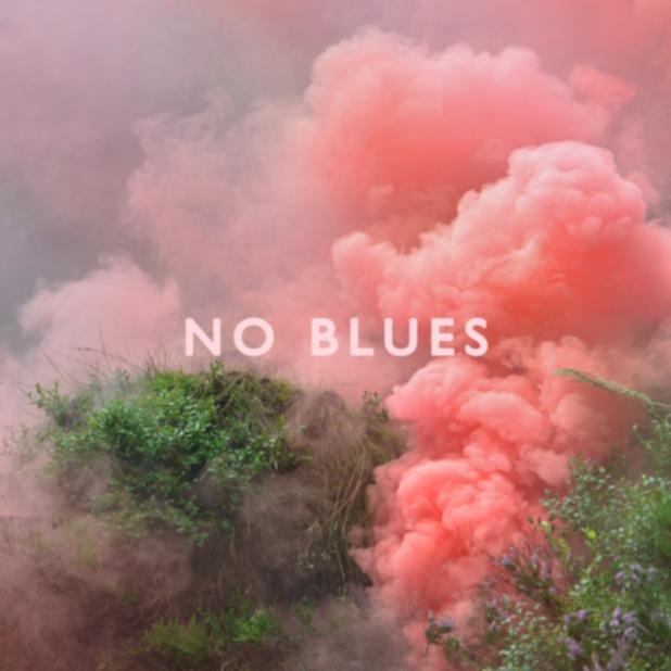 Portada de 'No Blues', el nuevo álbum de Los Campesinos!