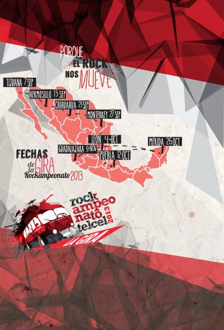 Gira Rockampeonato 2013