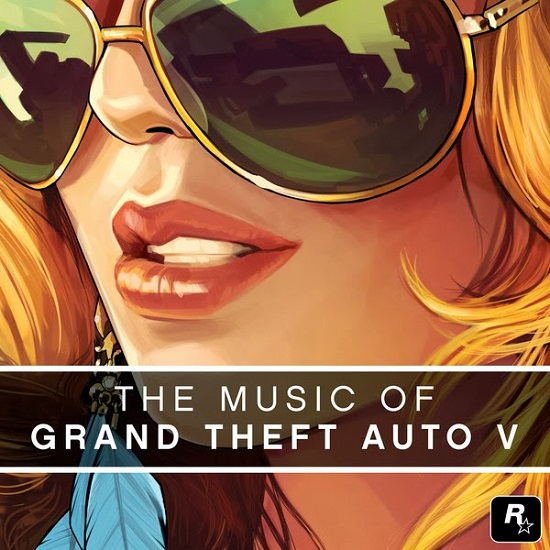 Portada del soundtrack de Grand Theft Auto V