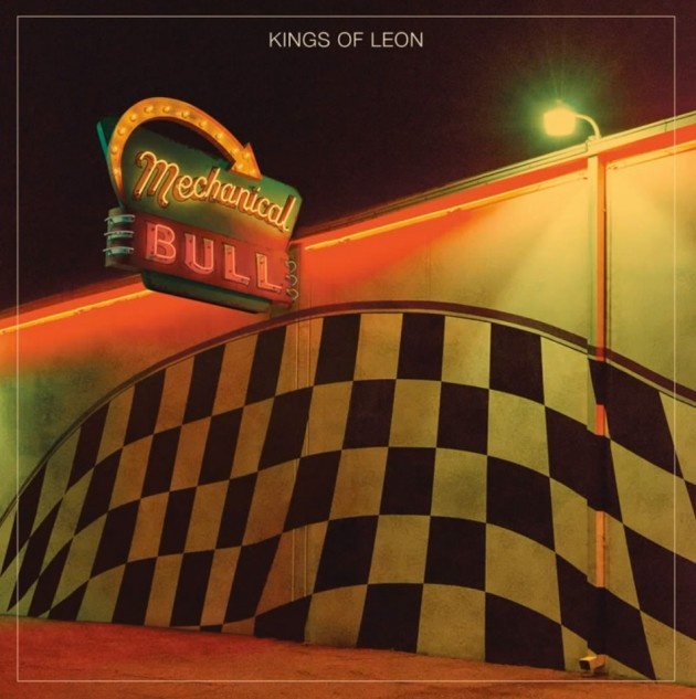 Portada de 'Mechanical Bull', el sexto álbum de estudio de Kings Of Leon