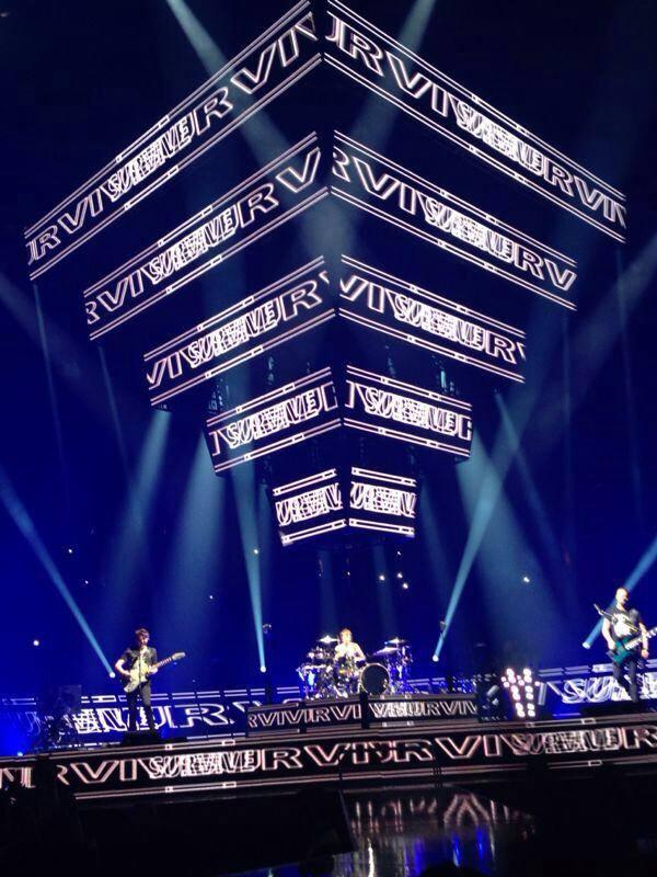 Muse en la Arena Monterrey