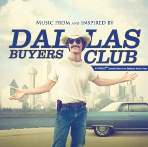 Portada del soundtrack de The Dallas Buyers Club
