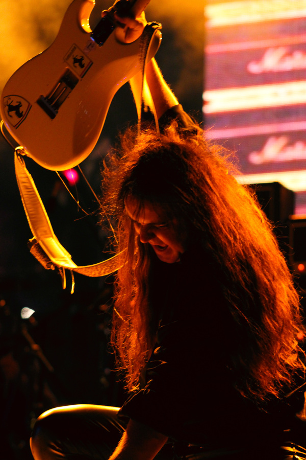 Yngwie Malmsteen / Foto: Arely Flores