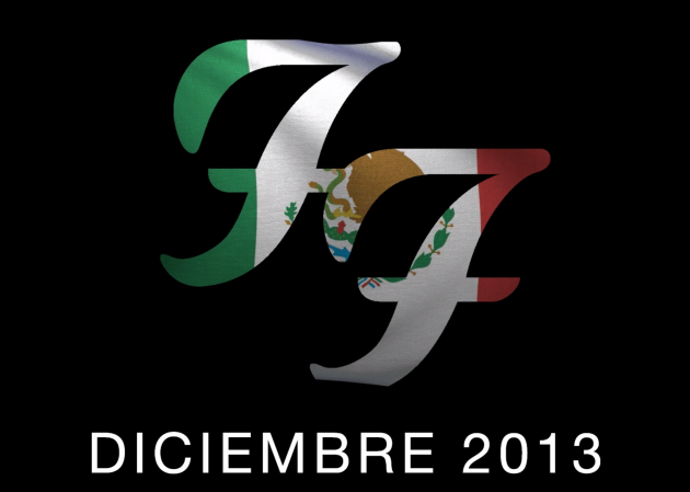 Foo Fighters en México