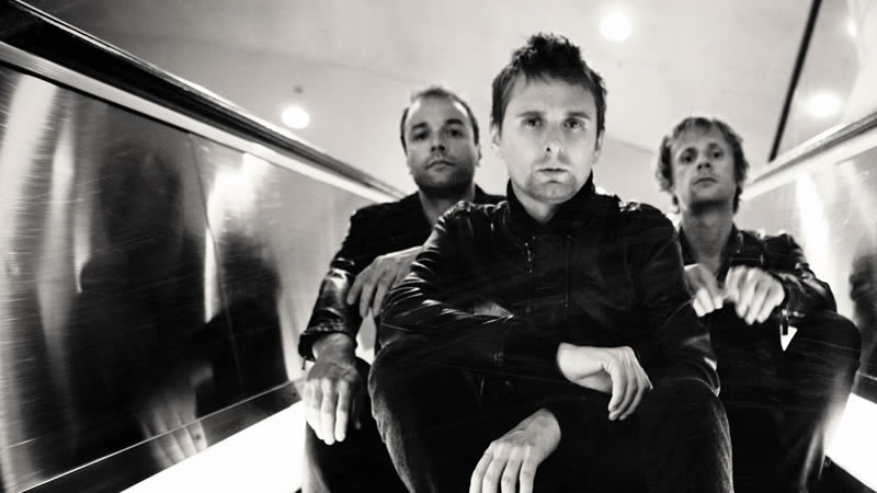 Muse este lunes 7 de octubre @ Arena VFG (Guadalajara, Jal.)