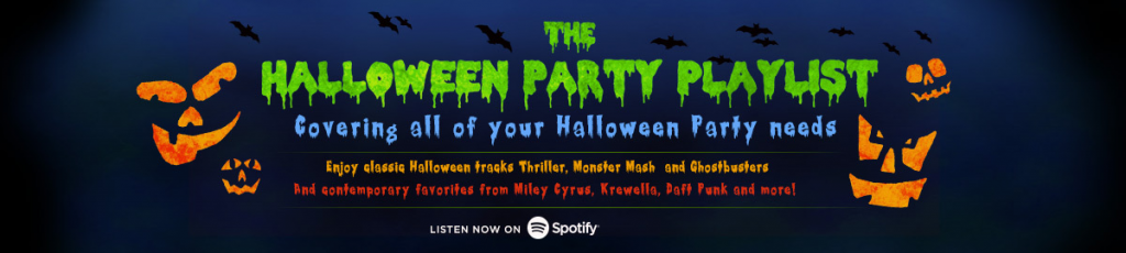 The Halloween Party Playlist
