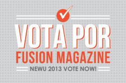 ¡Vota por Fusion Magazine para que puedan ganar en el NewU Startup Competition 2013!