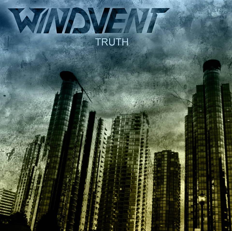 Portada de 'Truth', el nuevo EP de Windvent