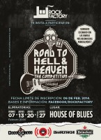 Road to Hell & Heaven: The Competition Chihuahua @ House of Blues