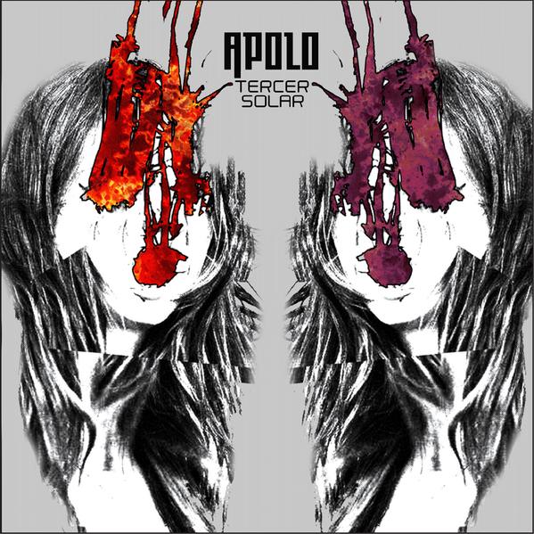 Portada de 'Tercer Solar', el nuevo EP de Apolo
