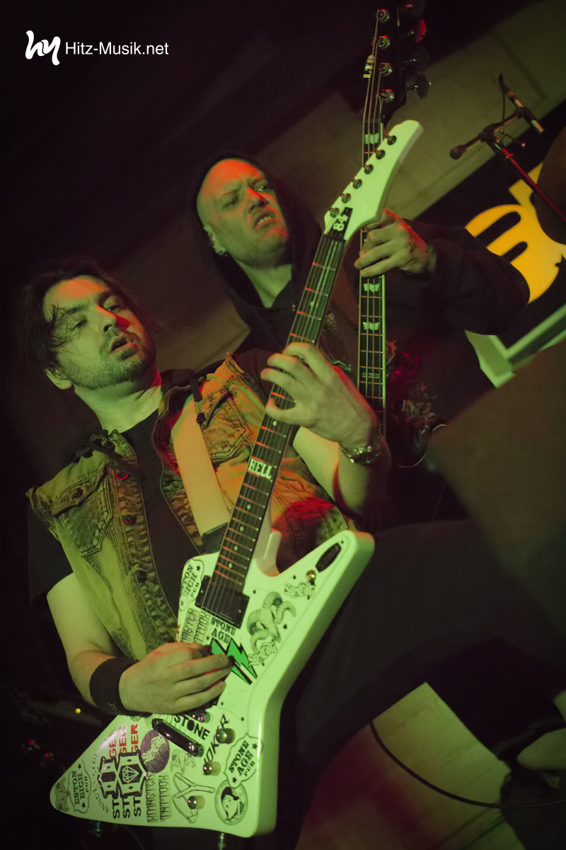 Matt Szlachta & Jeremy Creamer / Foto: Montserrat Juárez