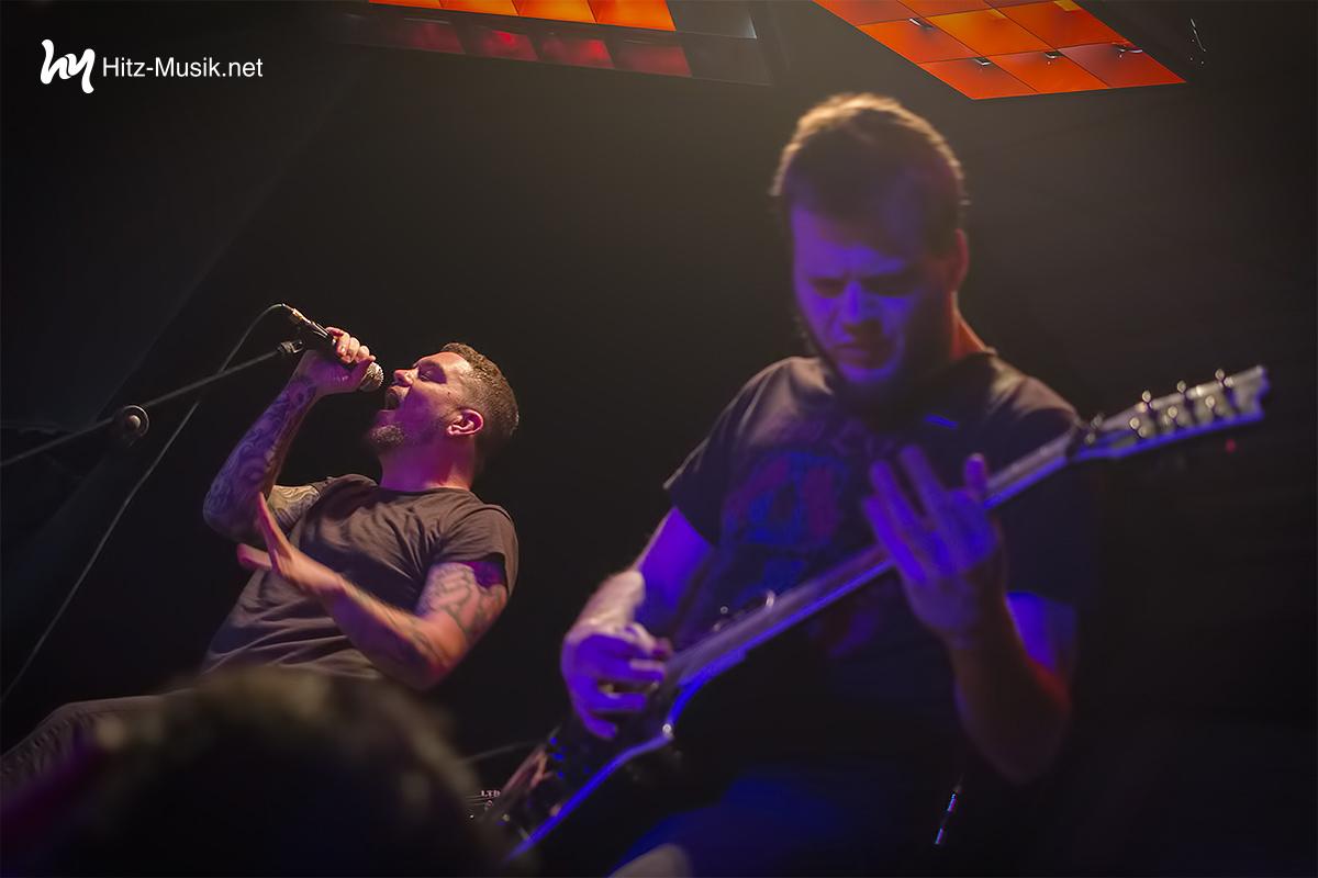 Emil Werstler & Mark Hunter / Foto: Montserrat Juárez