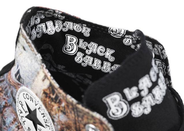 Converse Black Sabbath 2