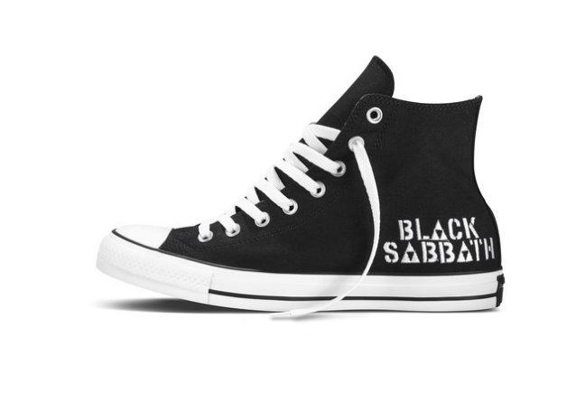 Converse Black Sabbath 4