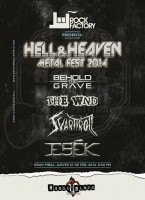 Final del Road To Hell & Heaven: The Competition Chihuahua este jueves 27 de febrero @ House of Blues