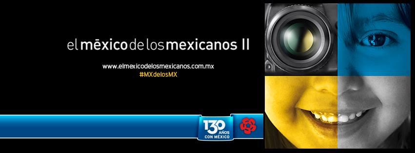 """Banamex los invita a participar en el concurso fotográfico """"El México de los mexicanos II"""