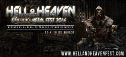 Hell & Heaven Metal Fest 2014, oficialmente cancelado