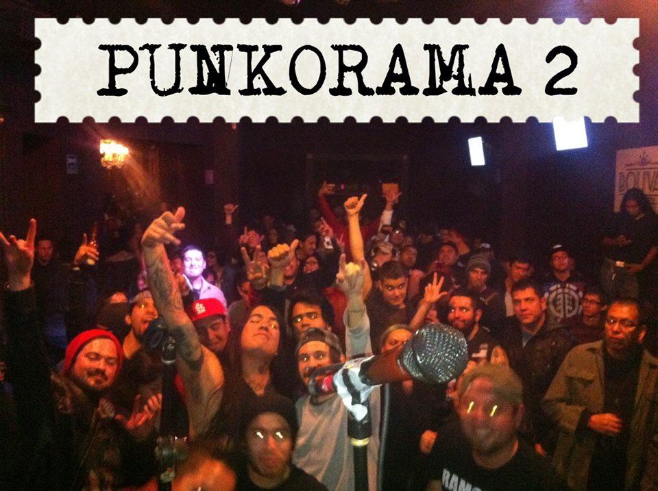 Punk-O-Rama 2.1 este viernes 28 de marzo @ Club Bolívar